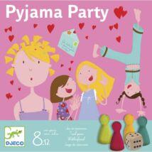 Társasjáték - Pizsama parti - Pyjama party - DJECO