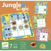Logikai játék - Jaguár logika - Jungle Logic- DJECO