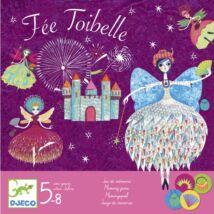 Társasjáték - Szépséges tündér - Fée Toibelle- DJECO