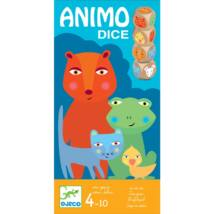 Társasjáték - Állati kockáztató - Animo Dices- DJECO