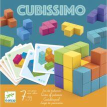 Logikai játék - Kockakirakó - Cubissimo- DJECO