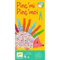 Társas kirakó játék - Sün-sün - Pinc'mi Pinc'moi- DJECO