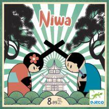 Társasjáték - Kert - Niwa- DJECO