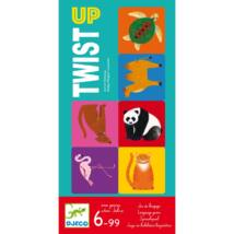 Társasjáték - Twist up Djeco
