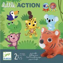 Társasjáték - Egy kis cselekvés - Little action- DJECO