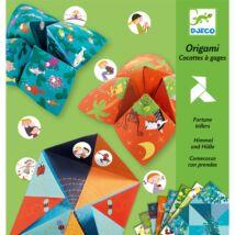 Origami - Sótartó - Origami bird game- DJECO