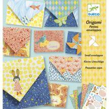 Origami - Kisborítékok - Little envelopes Djeco