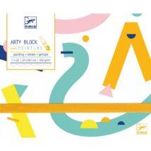 Arty block - Painting paper- DJECO