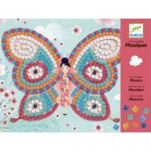 Mozaikkép készítés - Pillangók - Butterflies- DJECO