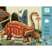 Mozaikkép készítés - Dínók -Dinosaurs- DJECO