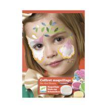 Arcfestés, díszítés - Virágtündérek - Flower fairy- DJECO