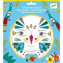 Arc dekoráló matrica - Madár - Bird- DJECO