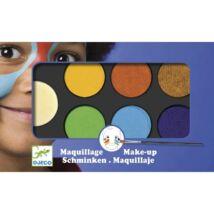 Arcfesték - Természet - Palette 6 colours - Nature- DJECO