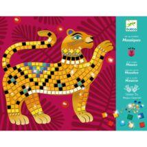 Művészeti műhely - A dzsungel mélyén mozaik készlet - Deep in the jungle Djeco Design by