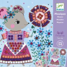 Mozaikkép készítés - Édes háziállatok - Lovely pets
