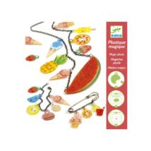Magic plastic figura készítés - Finomságok - Sweet treats- DJECO