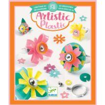 Magic plastic ékszer készítés - Gyűrük - Ring collection