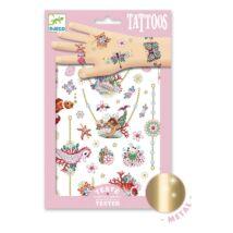 Tetováló matricák - Fiona ékszerei - Fiona's Jewels- DJECO