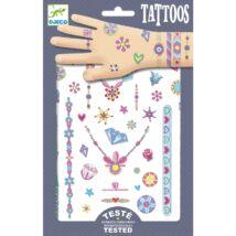 Tetováló matricák - Jenni ékszerei - Jenni's Jewels- DJECO