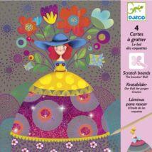 Karckép technika - Gyönyörű ruhák - The beauties' ball- DJECO