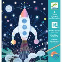 Karckép technika - Űrutazás - Cosmic mission- DJECO