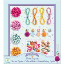 Gyöngyfűzés - Fagyöngyök és figurák - Beads and figurines Djeco Design by