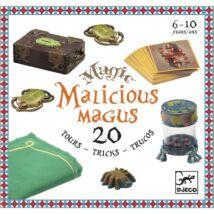 Bűvészkészlet - Malicious magus - 20 trükk- DJECO