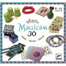 Bűvészkészlet - Magicam - 30 trükk- DJECO