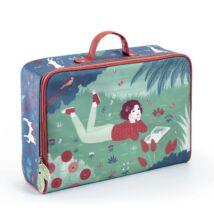 Kis textil bőrönd - Ábrándozás - Dreamer suitcsase