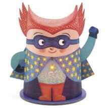 Mécses - Superhős - Mister super- DJECO
