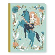 Jegyzetfüzet A5 - Lucille notebook- DJECO