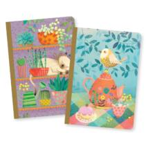 Marie little notebooks Djeco