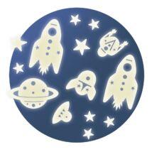 Falmatrica - Űrutazás - Space mission- DJECO