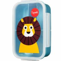 3 Sprouts uzsonnás doboz oroszlán