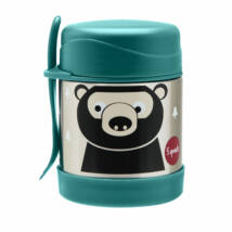 3 Sprouts termosz evőeszközzel – medve