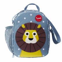 3 Sprouts uzsonnás táska – oroszlán