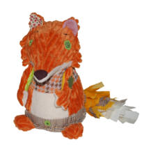 Les Deglingos Original KITSCHOS - a róka plüssfigura