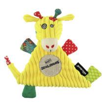 Les Deglingos Baby plüss Szundikendő OPERCHOS - a zsiráf