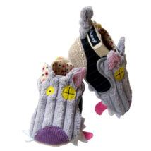 Les Deglingos cipőcske: BIGBOS - a farkas 6-12 hónapos korig