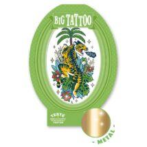 Tetováló matricák - Tiger Djeco Design by