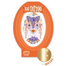 Tetováló matricák - Mystic beast Djeco Design by