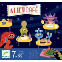 Társasjáték - Alien café Djeco