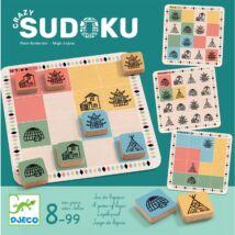 Logikai játék - Crazy sudoku Djeco