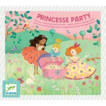 Partijáték - Princesse Party Djeco