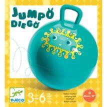 Ugrálólabda - átm. 45 cm - Jumpo Diego Djeco