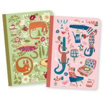 Asa little notebooks