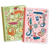 Asa little notebooks Djeco