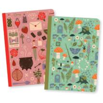 Camille little notebooks Djeco