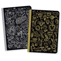 Chic Aurélia little notebooks Djeco