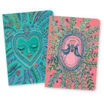 Love Aurélia little notebooks Djeco